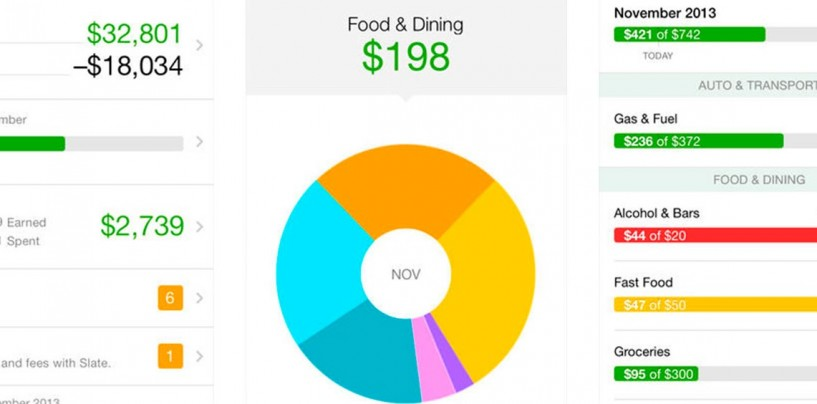 ¡Estas aplicaciones te ayudarán a manejar tu dinero!